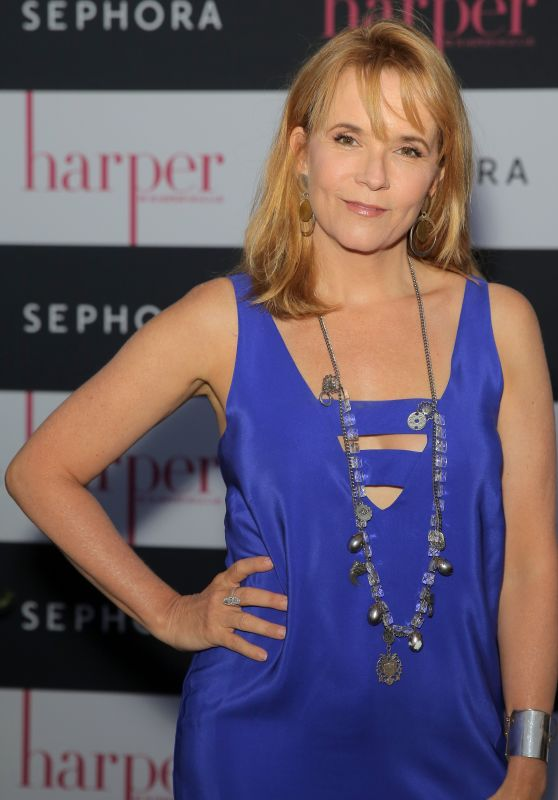 Lea Thompson – Harper by Harper's BAZAAR September Issue Party in Los Angeles 08/25/2016