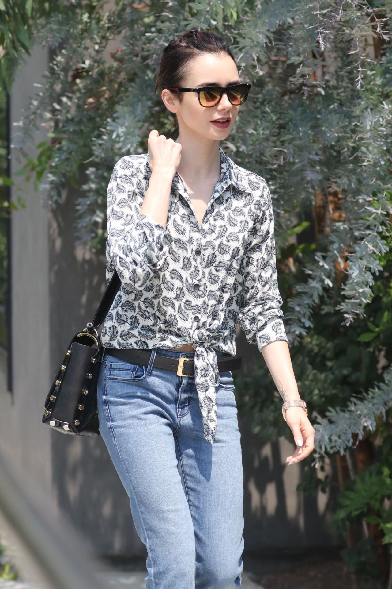 Lily Collins Latest Ph...