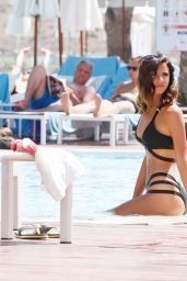 Lucy Mecklenburgh Hot in Bikini - Majorca, Spain 8/11/2016