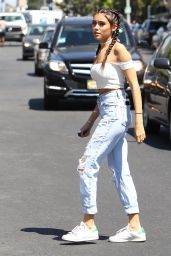 Madison Beer - Out in Los Angeles 8/11/2016