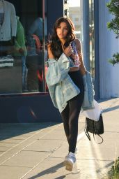 Madison Beer Out in Los Angeles 8/12/16