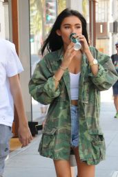 Madison Beer Urban Outfit - Beverly Hills 8/23/2016