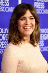 Mandy Moore - Hollywood Foreign Press Association