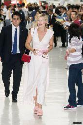 Margot Robbie - Arriving in Japan 8/24/2016