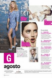 Margot Robbie - Glamour Mexico August 2016 Issue