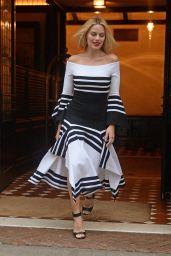 Margot Robbie - Leaves Her Hotel in New York City 8/1/2016