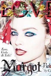 Margot Robbie - Love Magazine - LOVE16, Summer 2016