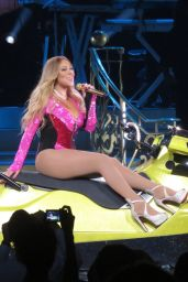 Mariah Carey Performing During Her Infinity