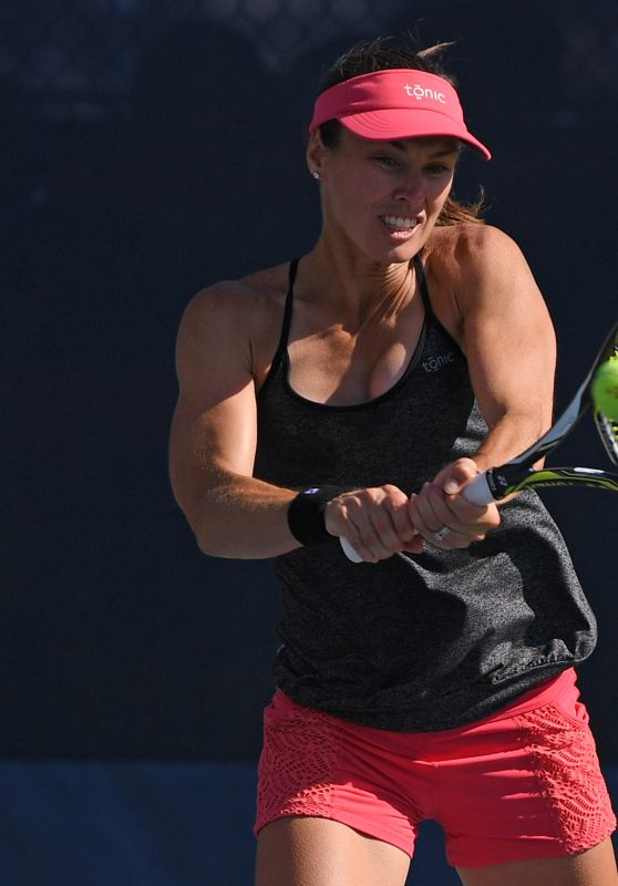 Martina Hingis - 2016 US Open - Day Two  8/30/2016