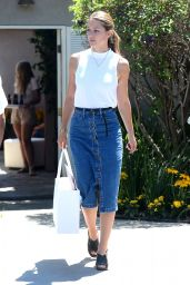 Melissa Benoist – InStyle Jennifer Klein's 2017 Annual Day of Indulgence Party in LA 8/14/2016