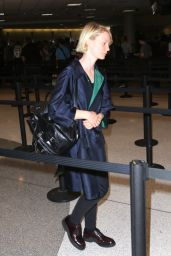 Mia Wasikowska Arriving to LAX Airport in Los Angeles 08/22/2016
