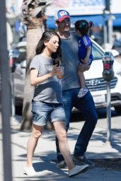 Mila Kunis - Out in Los Angeles 8/16/2016