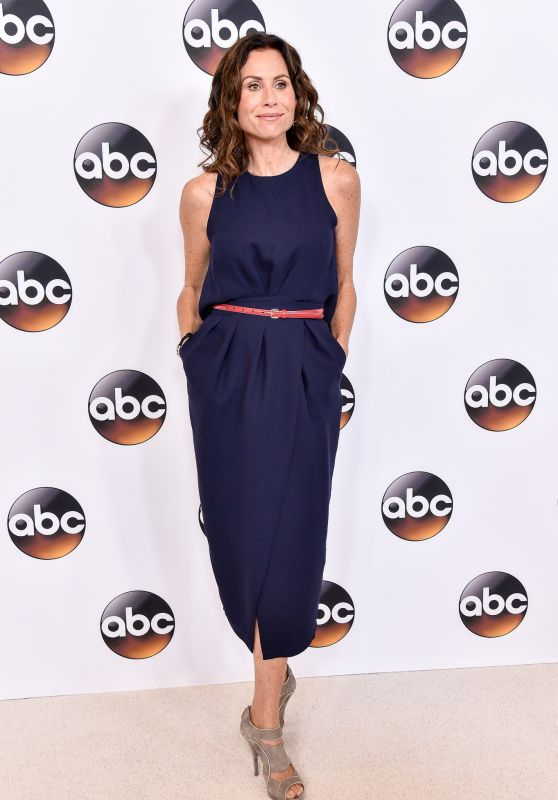 Minnie Driver - Disney ABC Television Group Hosts TCA Summer Press Tour 8/4/2016