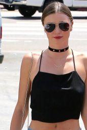 Miranda Kerr Street Style - Shopping in Brentwood 8/26/2016