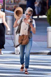 Naomi Watts Street Style - NYC 8/23/2016