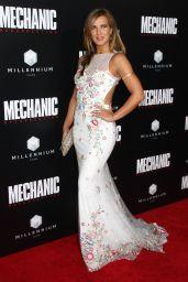 Natalie Burn – 'Mechanic: Resurrection' Premiere at ArcLight Hollywood, in LA 8/22/2016