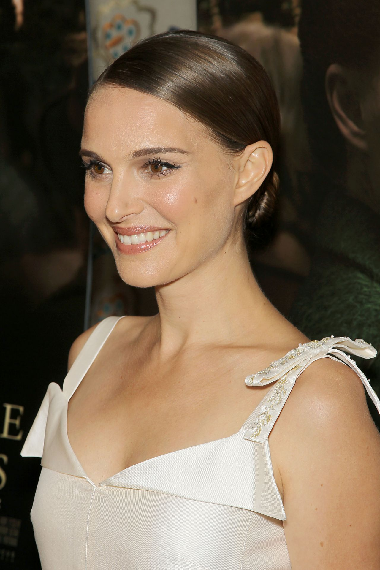 Natalie Portman - 'A Tale of Love & Darkness' Premiere in ...