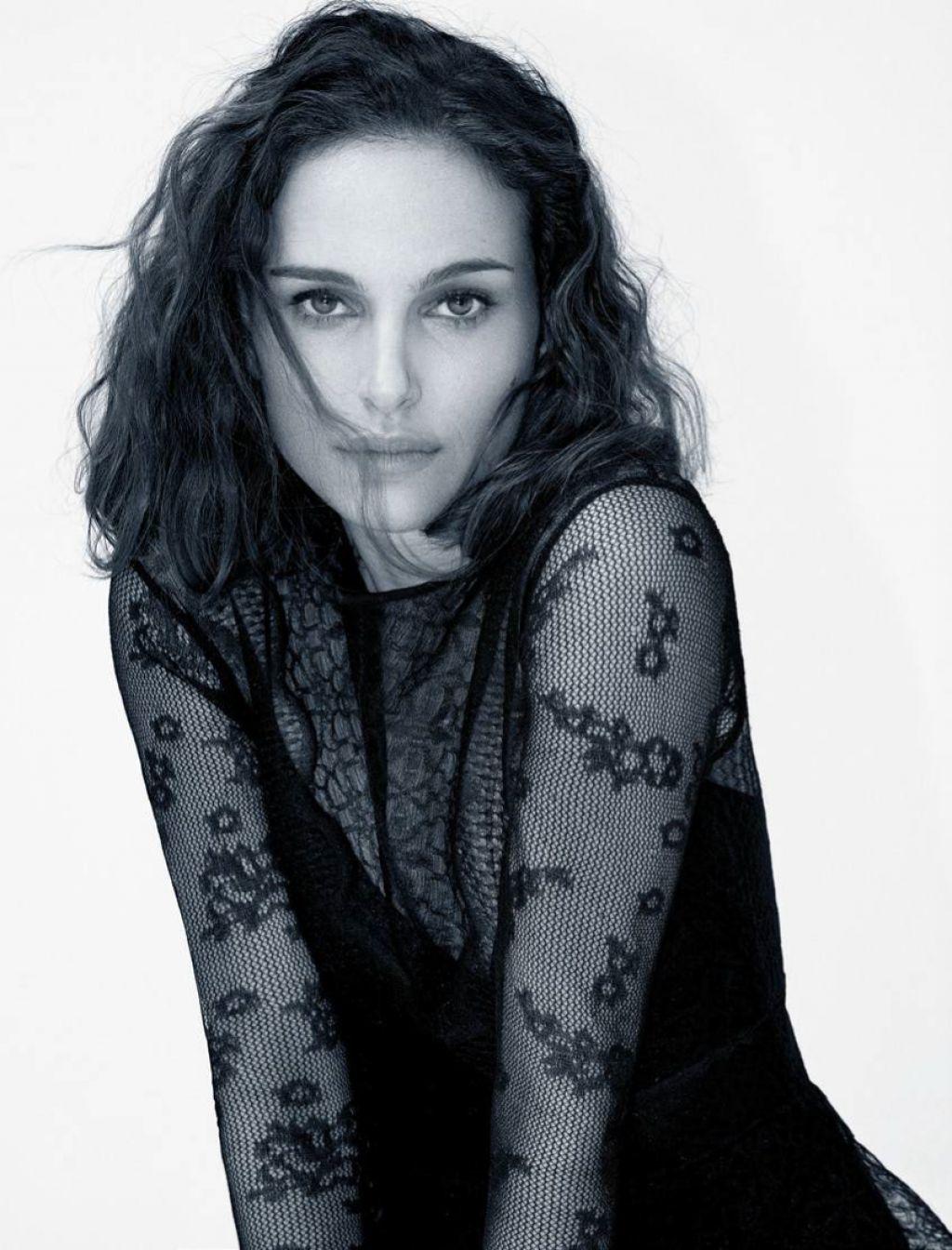 Natalie Portman and Lily-Rose Depp - Madame Figaro ...