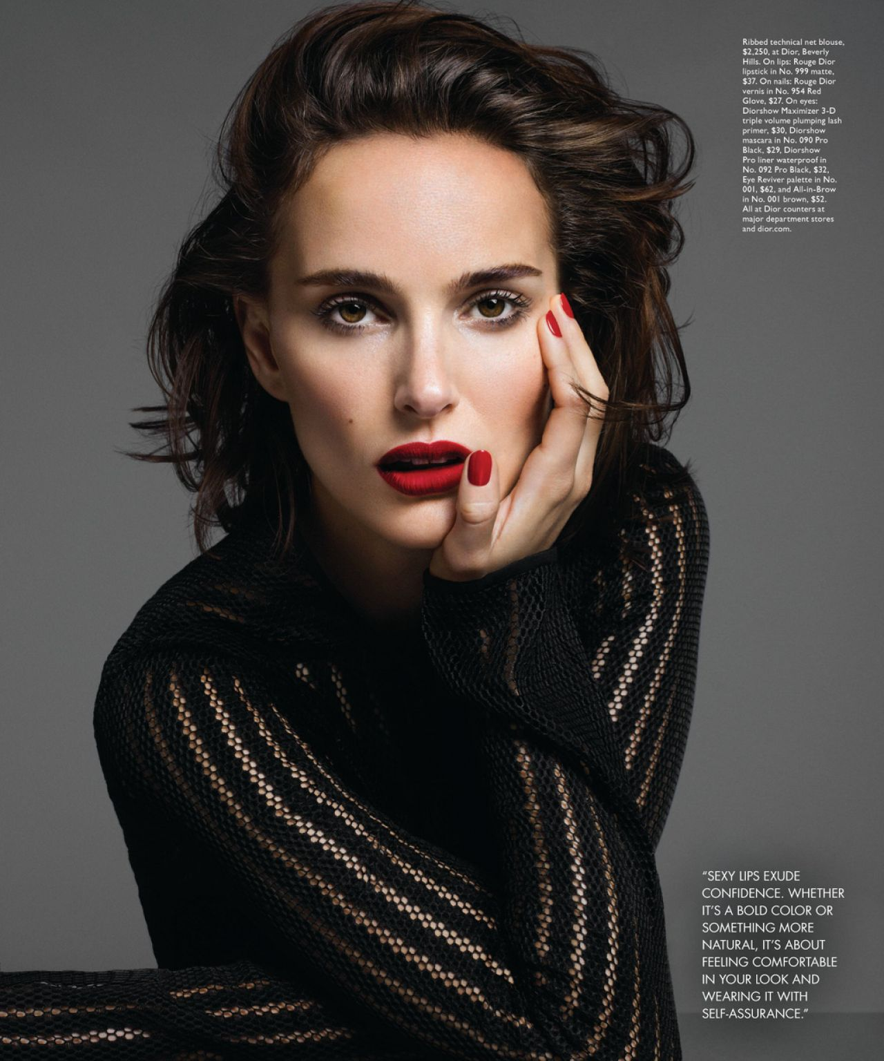 Natalie Portman - Modern Luxury Angeleno & Miami ... Natalie Portman