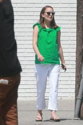 Natalie Portman - Out in LA 8/26/2016