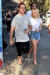 Nicola Peltz - Leaving Just Jared Summer Bash in Los Angeles 8/13/2016