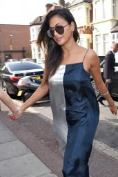 Nicole Scherzinger - Going to a Studio in London 8/26/2016