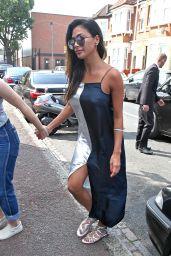 Nicole Scherzinger - Going to a Studio in London 8/26/2016