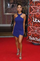 Nicole Scherzinger - X-Factor Photocall London 8/25/2016