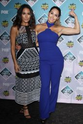Nikki Bella & Brie Bella – Teen Choice Awards 2016 in Inglewood, CA