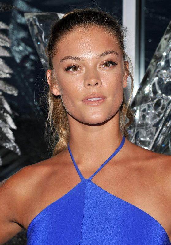 Nina Agdal - Opening of W Dubai at The Glasshouses in New York City 8/17/2016