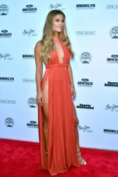 Nina Agdal - Sports Illustrated Swimsuit Summer of Swim Concert at Coney Island in Brooklyn, NY 8/28/2016