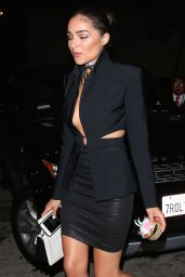 Olivia Culpo Night Out Style - Craig