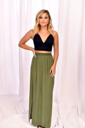 Olivia Holt - Perverse Sunglasses Working Showroom Grand Opening in Los Angeles 8/18/2016