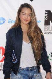 Paris Berelc - Say NO Bullying Festival in Los Angeles, CA 8/13/2016