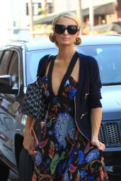 Paris Hilton - Out in Beverly Hills 8/29/2016