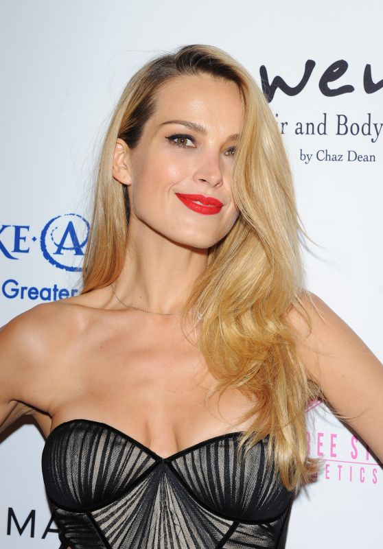 Petra Nemcova - BCBG Make-A-Wish Fashion Show in Los Angeles 8/24/2016