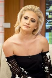 Pixie Lott Appears on
