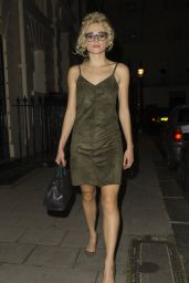 Pixie Lott - Leaving the Theatre Royal Haymarket in London 8/27/2016
