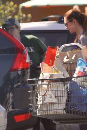 Rachel Bilson - Shopping in LA 8/22/2016