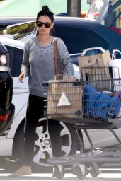 Rachel Bilson - Shopping in LA 8/22/2016