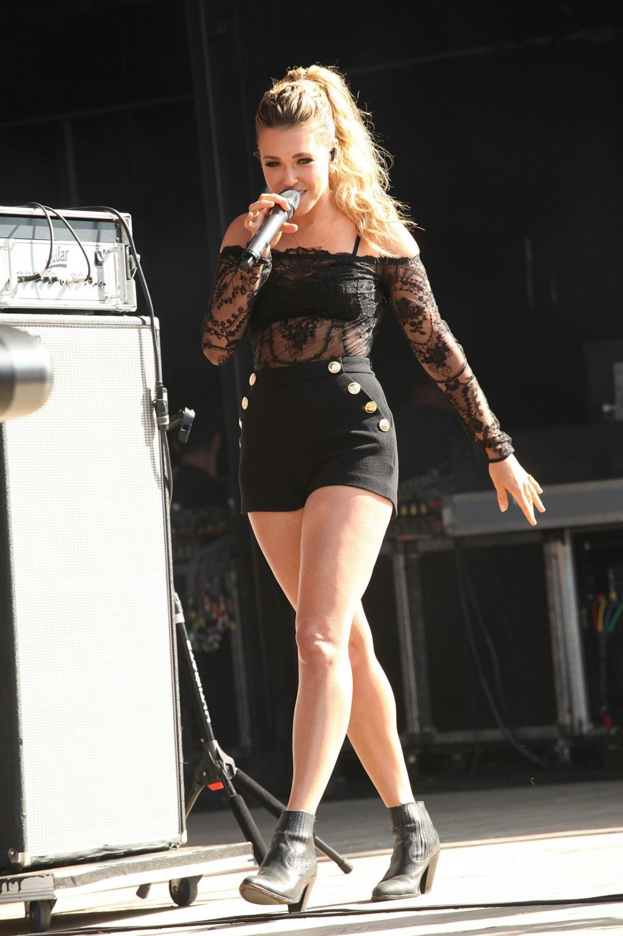 Rachel Platten - Billboard Hot 100 Music Festival 8202016-6110