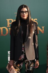 Rachel Roy – 'Pete's Dragon' Premiere in Hollywood 8/8/2016