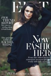 Rachel Weisz - The Edit Magazine August 24, 2016 Issue