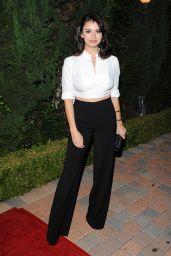 Rebecca Black – BCBG Make-A-Wish Fashion Show in Los Angeles 8/24/2016