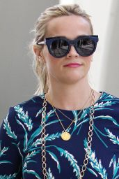 Reese Witherspoon - Out in Los Angeles 8/2/2016