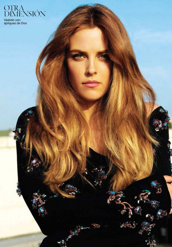 Riley Keough - Glamour Magazine Spain - September 2016 Issue