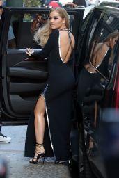 Rita Ora Classy Fashion - Filming For America