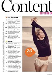 Rita Ora - Cosmopolitan Magazine UK September 2016 Issue