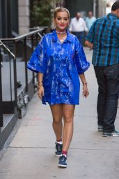 Rita Ora - Out in New York City 8/20/2016