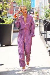 Rita Ora Style - NYC 8/5/2016